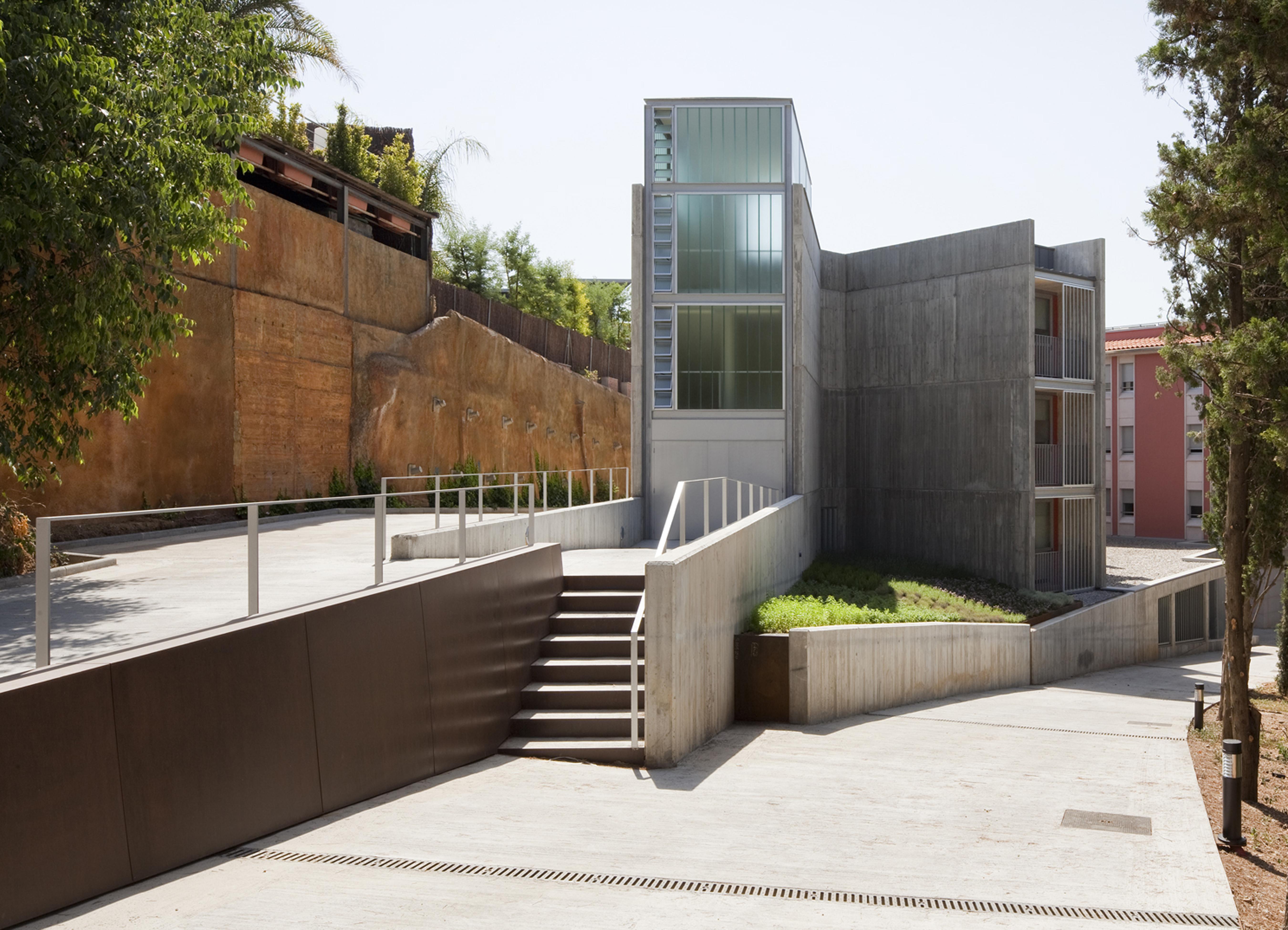 Mostres arquitectura for Arquitectura geriatrica