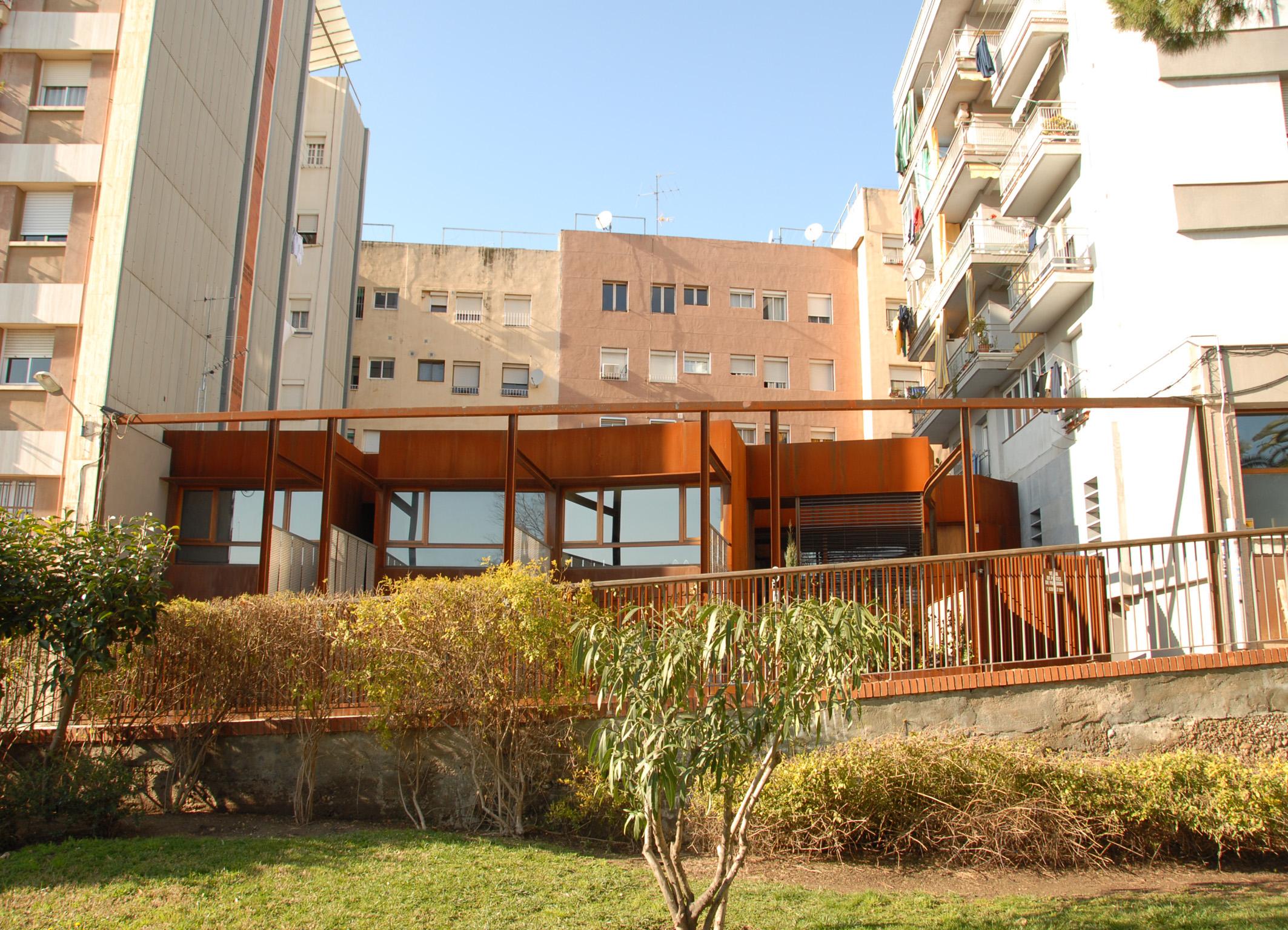 Mostres arquitectura for Gimnasio sant feliu de llobregat