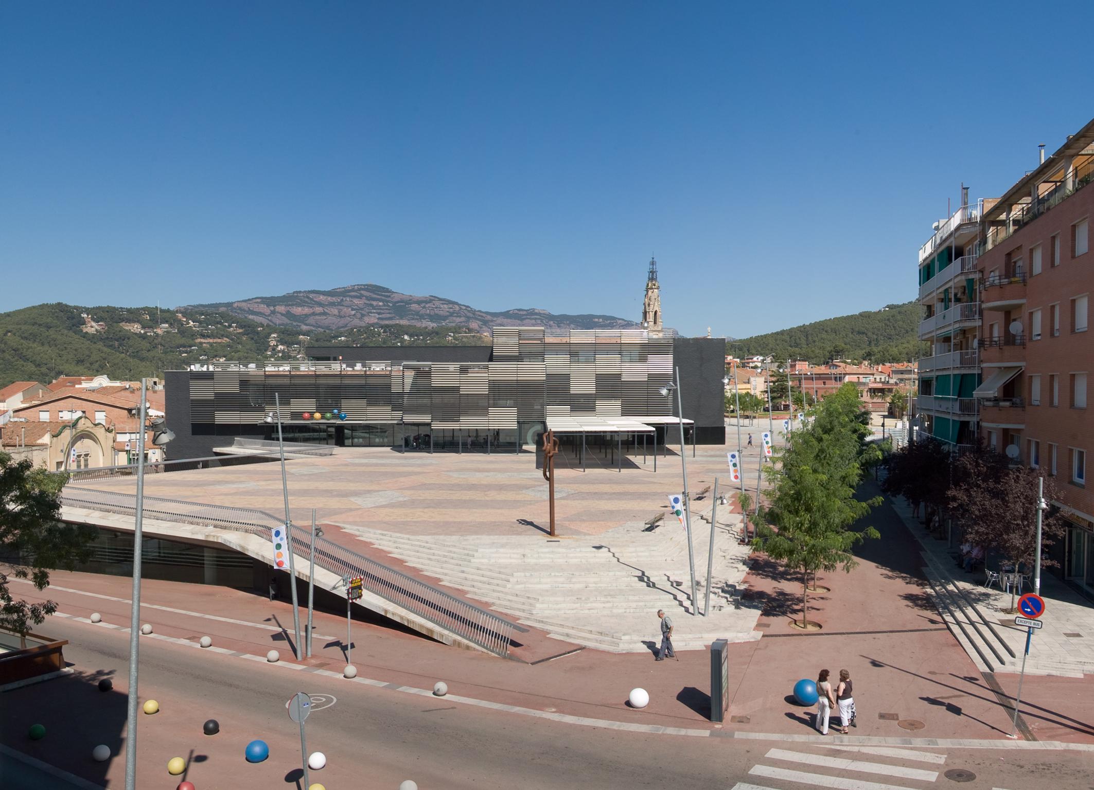 Mostres arquitectura vall s - Tiempo castellar del valles ...