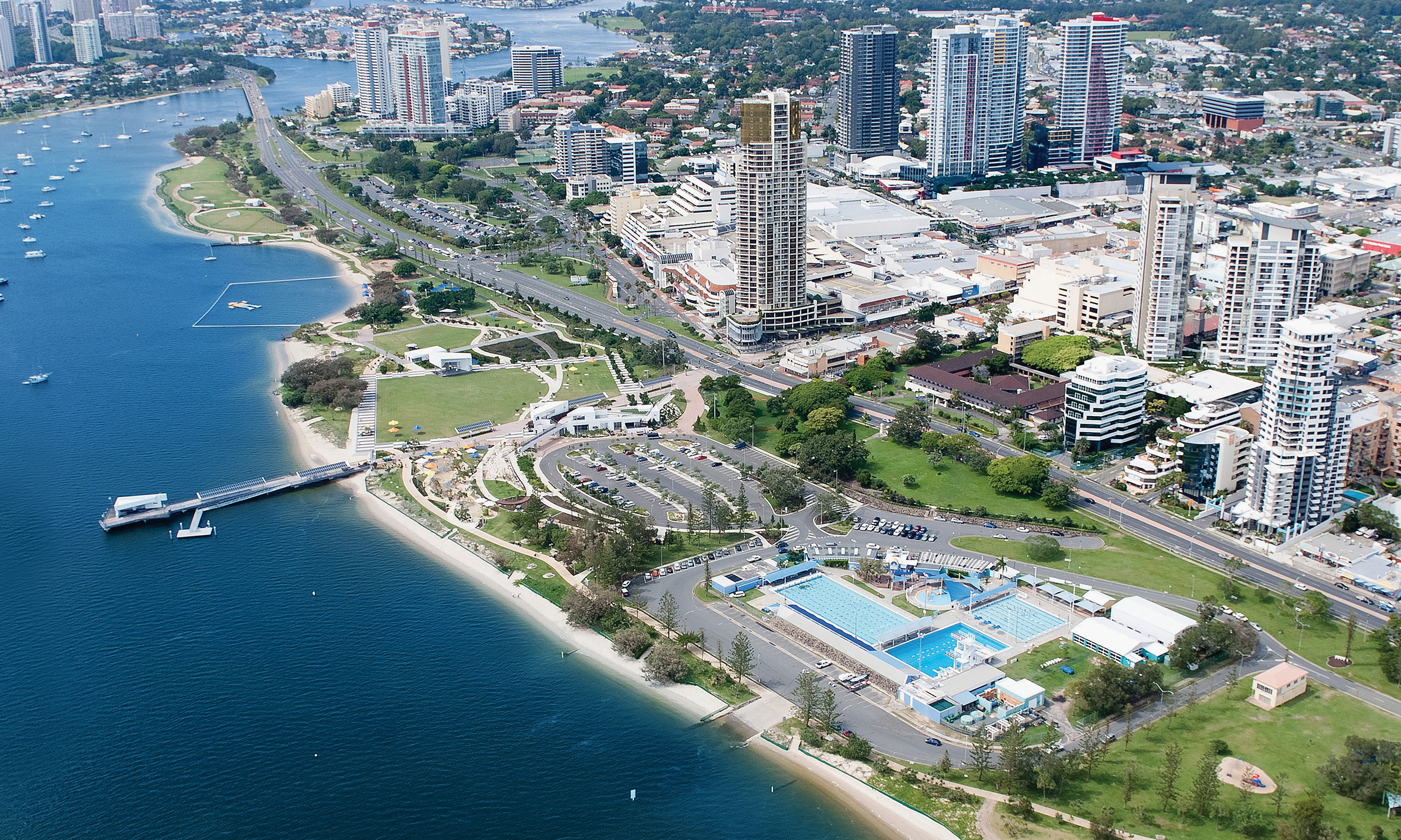 Southport Broadwater Parklands