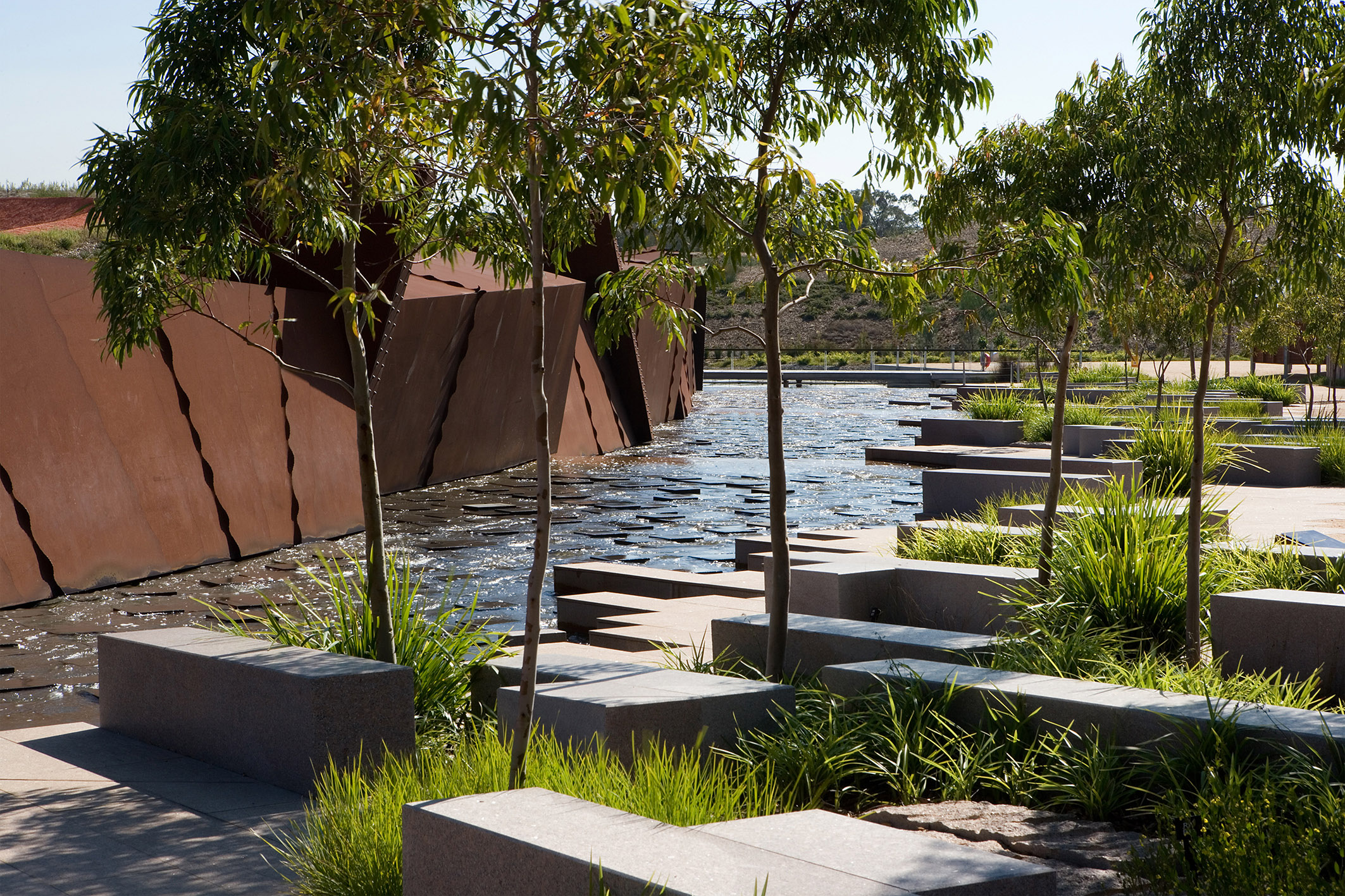Australian garden for Tcl landscape architects adelaide