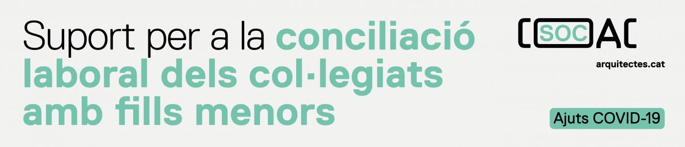 apoyo para la conciliación laboral de los colegiados con hijos menores