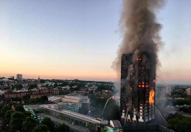 incendi a edifici