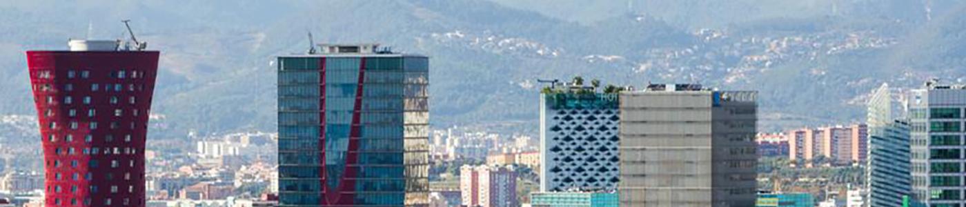 Gratacels Barcelona