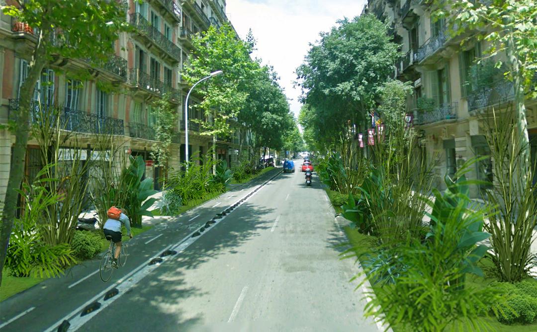 CGI de Barcelona.