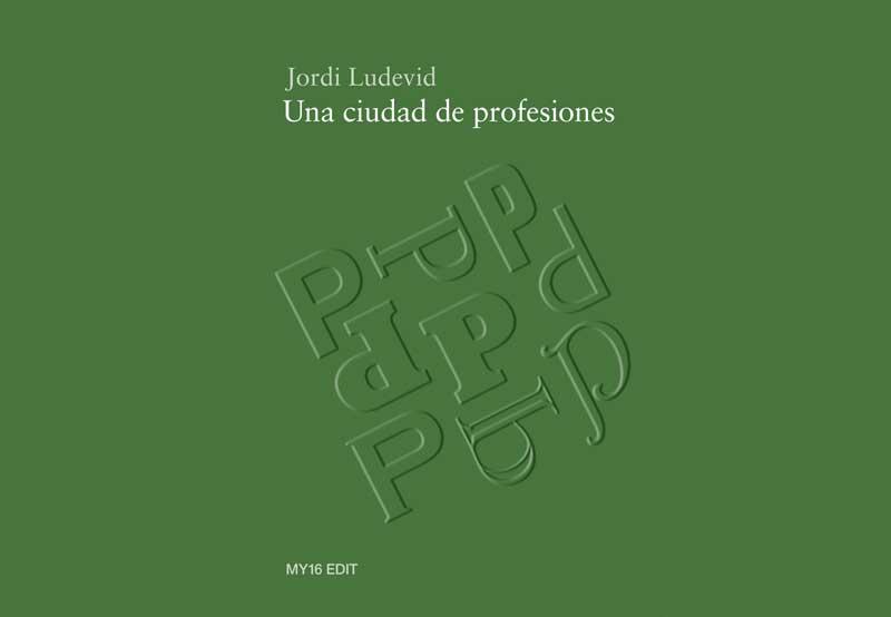 Portada llibre Una ciudad de profesiones