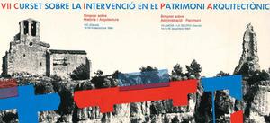 Edit Cursos VII Curset sobre la intervenció en el patrimoni arquitectònic