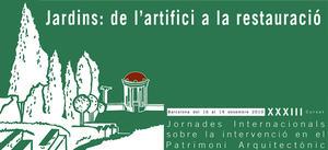 Jornades internacionals sobre la intervenció en el patrimoni arquitectònic