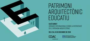 Patrimoni Arquitectònic Educatiu