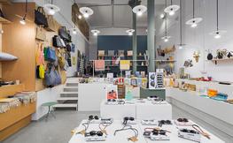 Disseny d'espais comercials. Retail