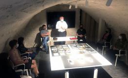Un itinerari geològic urbà per la Seu d'Urgell guanya el Premi COAC per a Treballs de Recerca d'estudiants de batxillerat de l'Alt Pirineu i Aran