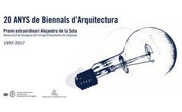 20 anys de Biennals d'Arquitectura