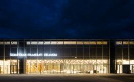 Edifici del Museu de la Bauhaus a Dessau