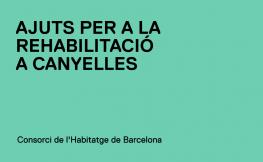 Convocatòria d'ajuts a la rehabilitació per al conjunt urbà de Canyelles