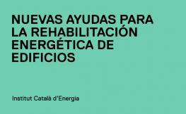 Nueva convocatoria de ayudas a la rehabilitación energética de edificios