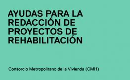 Nuevas ayudas para la redacción de proyectos de rehabilitación en el Área Metropolitana de Barcelona
