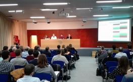 Conferència sobre BIM.