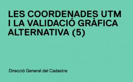 Normes tècniques per a la incorporació de la representació gràfica d'immobles en documents notarials