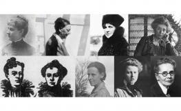 Imatges de les primeres dones arquitectes als Estats Units