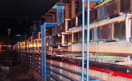 instalacions d'edifici