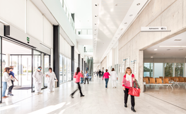 Màster Intensiu: Arquitectura Sanitària, present i futur hospital centre salut