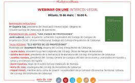 """Presentació del llibre """"Una ciudad de profesiones"""" i Taula rodona """"Els reptes de les professions"""""""