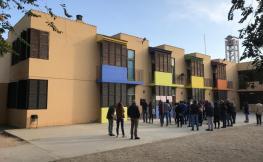 arquitectura escolar de lleida