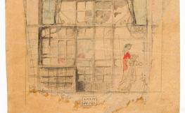 El COAC cedeix 13 documents originals per a una exposició sobre Jujol al Palau Güell