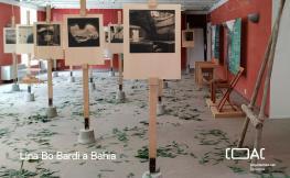 "L'exposició ""Lina Bo Bardi a Bahia"""