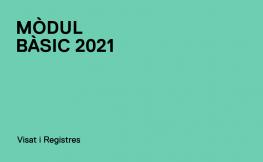 El COAC fixa el nou Mòdul bàsic per al 2021