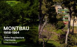 El barri de Montbau, protagonista d'una exposició a plaça Nova, amb conferències i itineraris guiats al seu voltant
