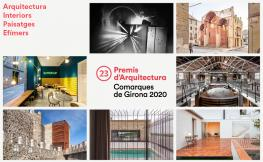 Premis arquitectura comarques Girona 2020