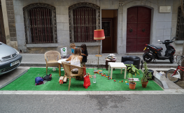Park(ing) Day Barcelona 2019