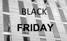 black friday arquitectura
