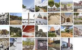 Collage projectes seleccionats