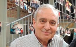 L'arquitecte Toni Teignier, en una imatge d'arxiu