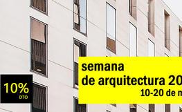 SEMANA ARQUITECTURA BARCELONA TARRAGONA DESCUENTO