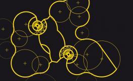 grafic cirucumferències connectades