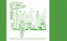 Portada llibre - La ciudad de los cuidados