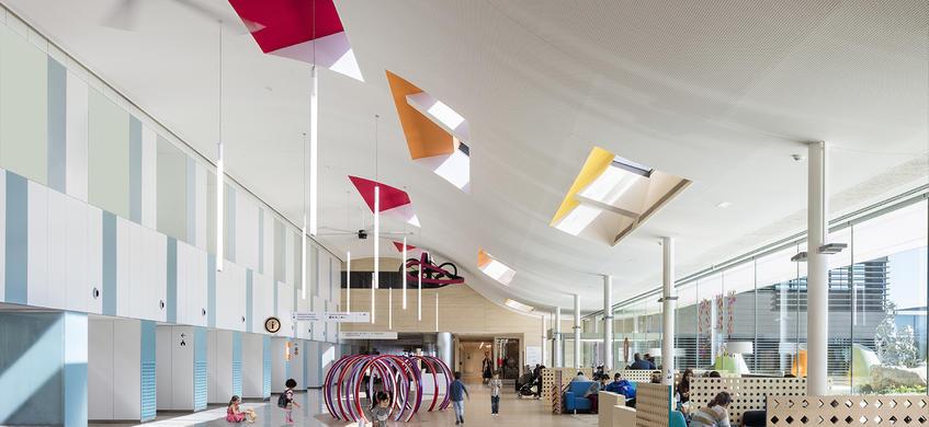 L'arquitectura al servei dels infants. La innovació arquitectònica a l'Hospital Sant Joan de Déu