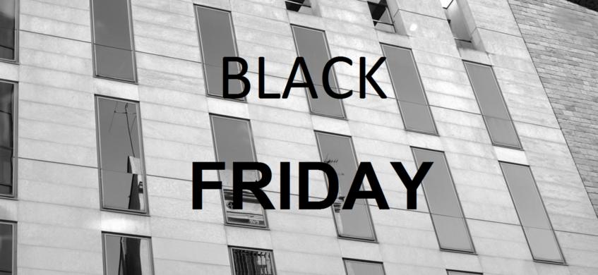 black friday arquitectura descompte