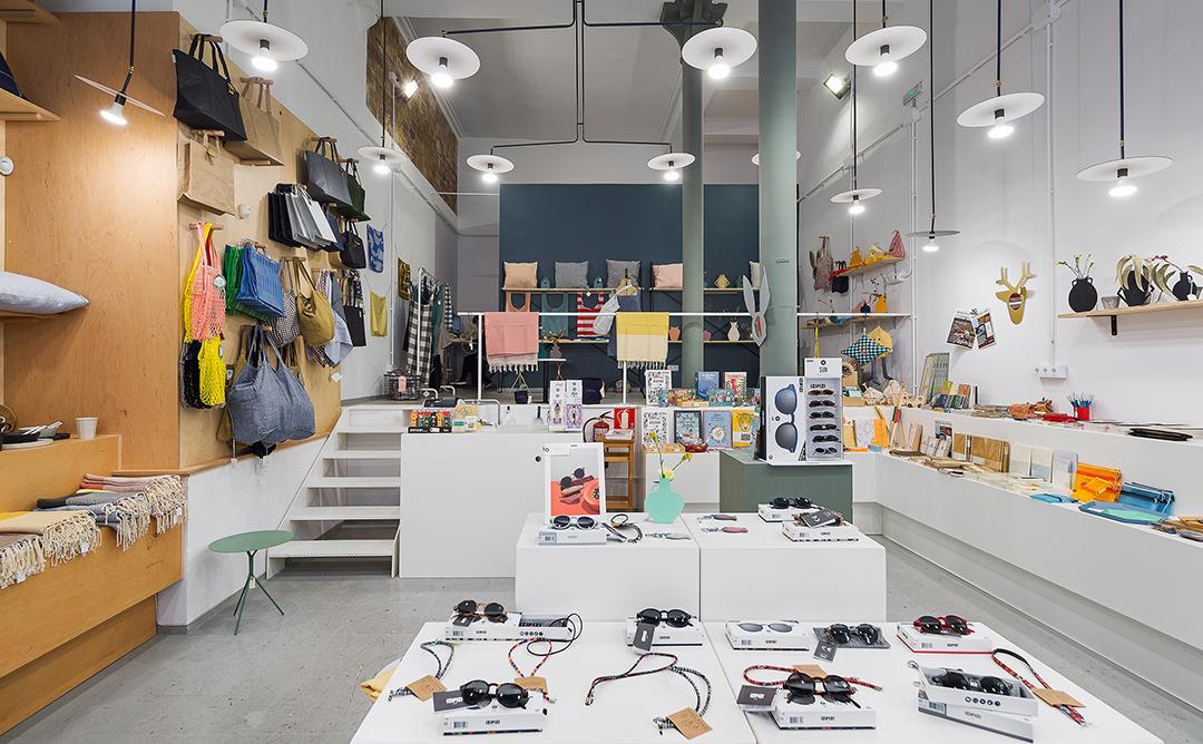 Diseño de espacios comerciales. Diseño de Retail