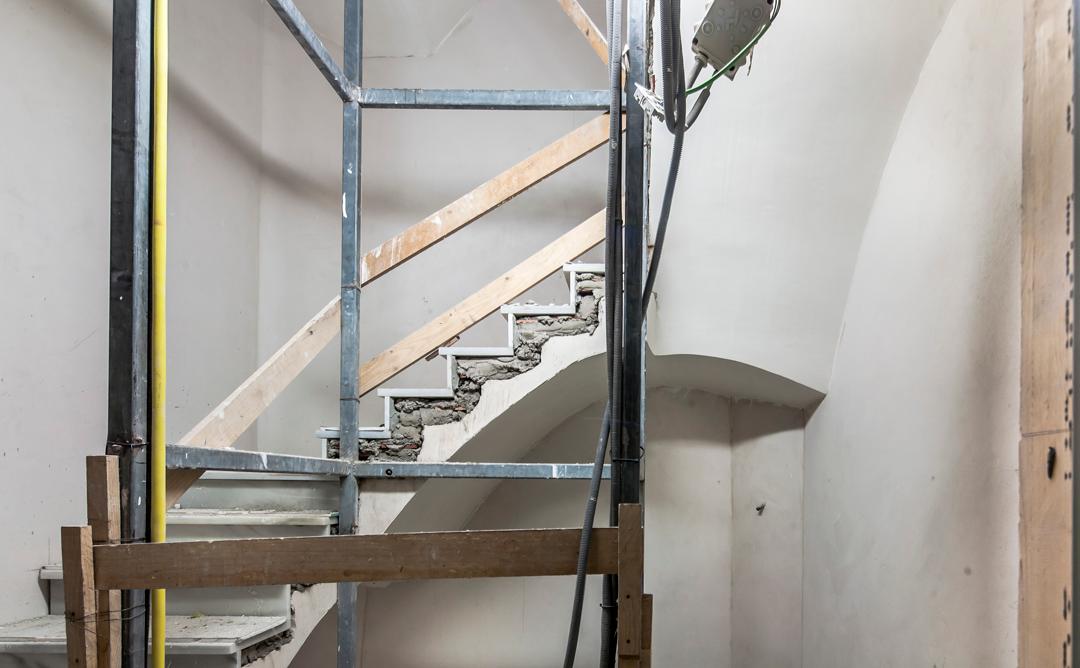 Curs de rehabilitació d'estructures i fonaments