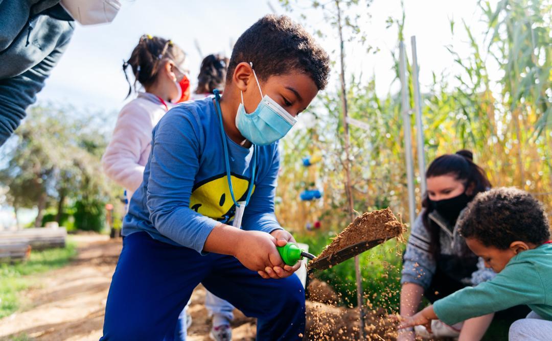 El COAC col·labora amb la Fundació Contorno Urbano per Millorar el Parc del Mirador de l'Hospitalet