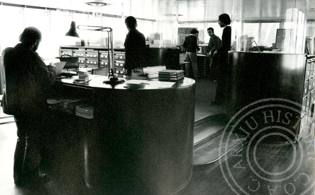 L'Arxiu Històric celebra els seus 50 anys aquest 2019