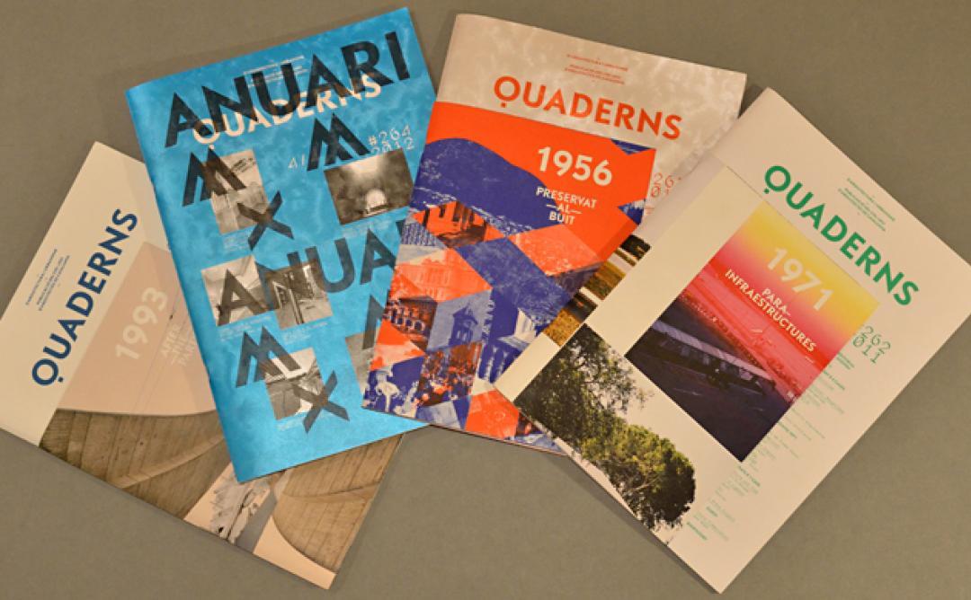 Més números de Quaderns en línia