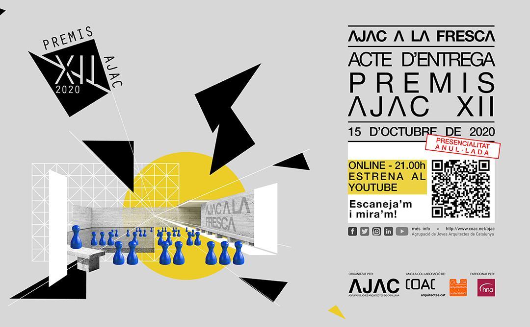 Acte de lliurament dels Premis AJAC XII
