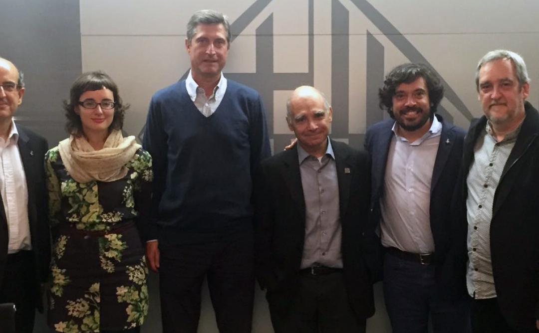 L'Ajuntament de Barcelona dóna ple suport a la Llei de l'Arquitectura promoguda pel Parlament de Catalunya