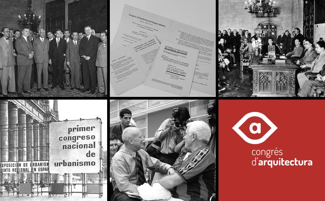 Congrés d'Arquitectura 2016.
