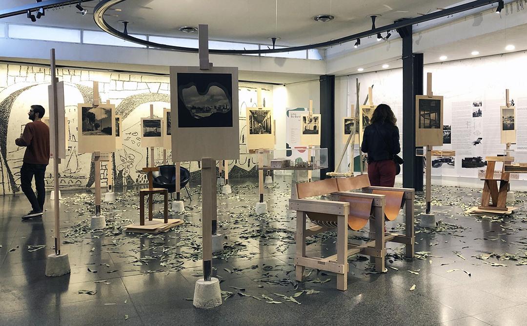 Exposició Lina Bo Bardi